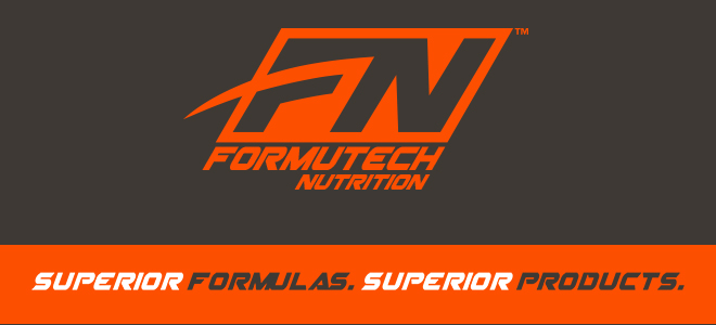 Formutech Nutrition. Superior Formulas. Superior Products.