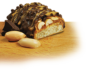 Image of a protein bar