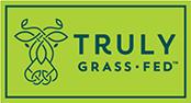 Truly grass fed logo