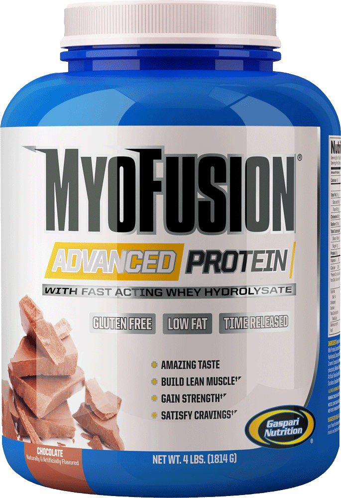 MyoFusion Advanced Protein by Gaspari Nutrition at