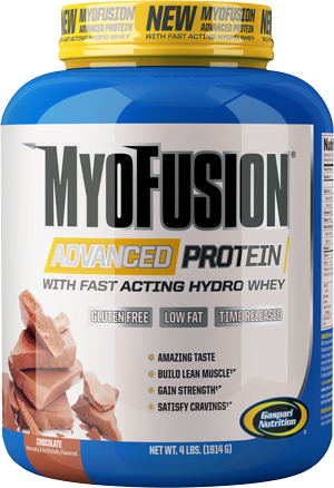 Best protein powder for fast muscle gain