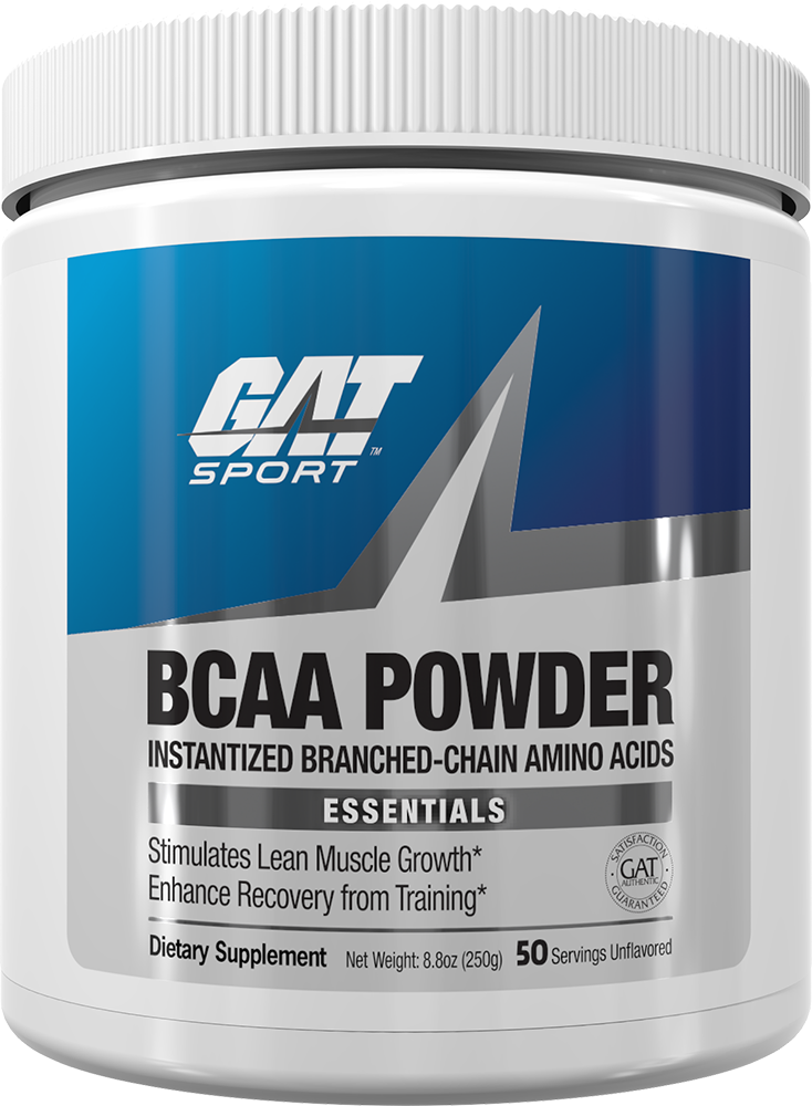 GAT BCAA Powder bottle