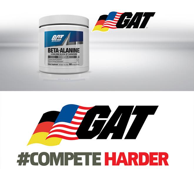 GAT. #CompeteHarder