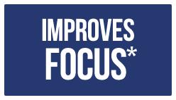 Promotes Focus