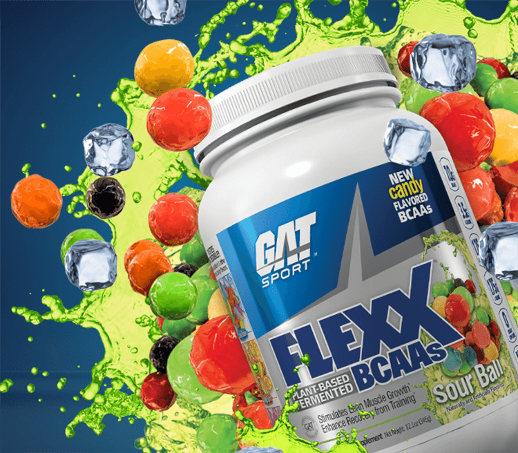 Flexx BCAA Sour Ball