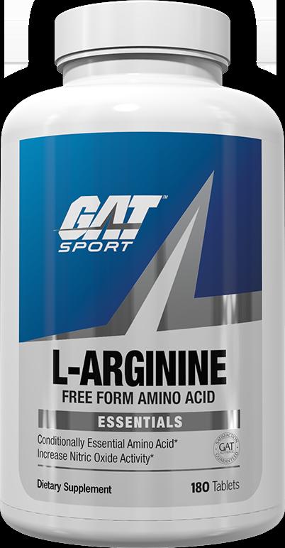 GAT L-Arginine at Bodybuilding.com - Best Prices on L ...