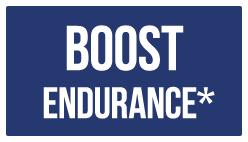 Boost Endurance