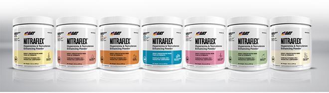 Nitraflex Bottle Flavors