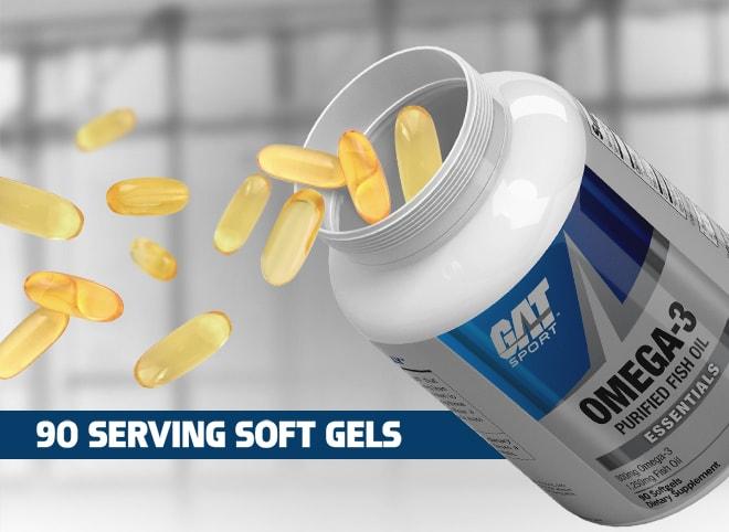 90 Serving Soft Gels