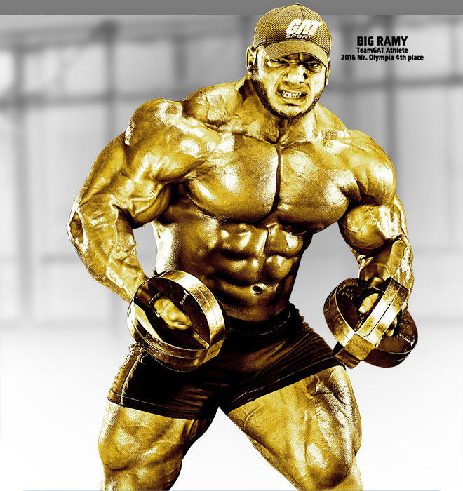 Big Ramy. TeamGAT Athlete.