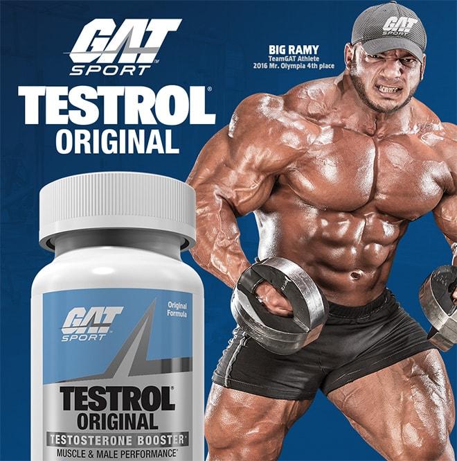 Testrol by GAT at Bodybuilding com - Best Prices on Testrol!