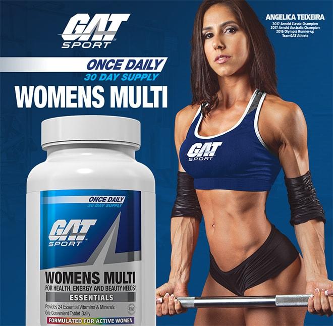 GAT Sport Once Daily Women's Multi