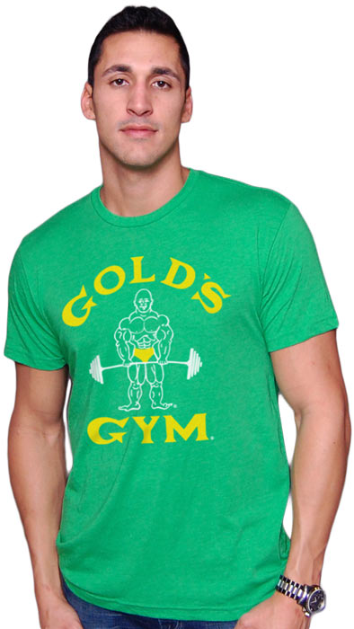 Classic Joe Tee by Gold's Gym at Bodybuilding.com - Best ...