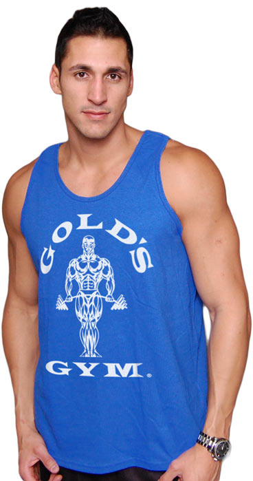 Muscle Joe Athlete Tank by Gold's Gym at Bodybuilding.com ...