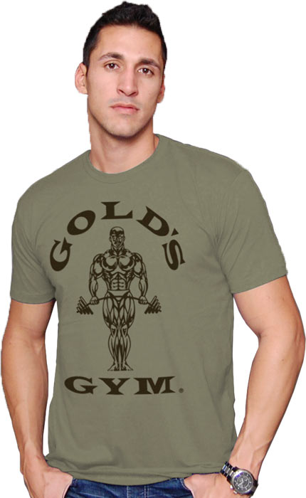 Muscle Joe Tee by Gold's Gym at Bodybuilding.com - Best ...