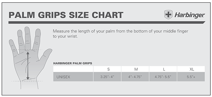HumanX Palm Grips by Harbinger at Bodybuilding com! - Best
