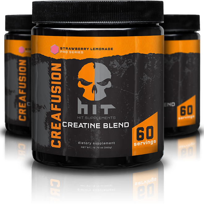 HIT Creafusion. Creatine Blend.