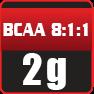 2g BCAA 8:1:1