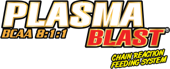 Plasma Blast BCAA 8:1:1 Chain Reaction Feeding System