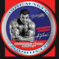 Pro Maker Approved. George Farah.