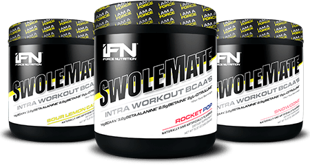 iForce Nutrition SwoleMate at