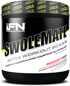 iForce Nutrition Swolemate - Intra Workout BCAAs