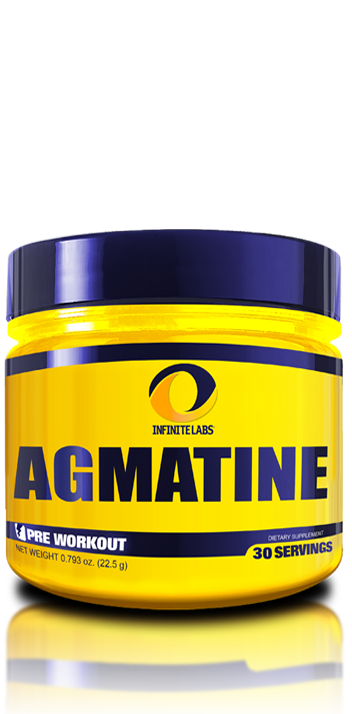 Infinite Labs Agmatine Product Bottle Image