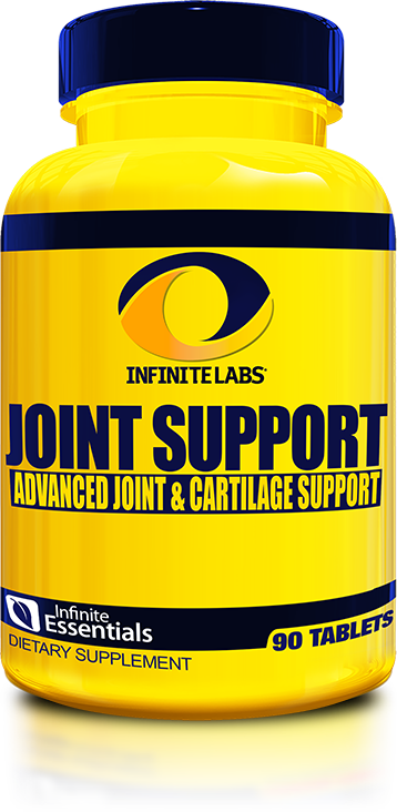 Infinite Labs Joint Support Product Bottle Image