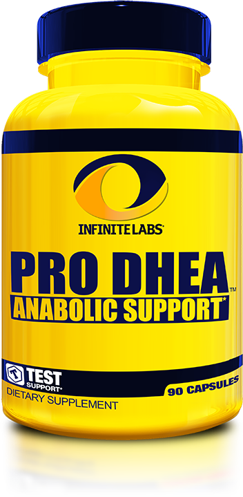 Infinite Labs Pro DHEA Product Bottle Image