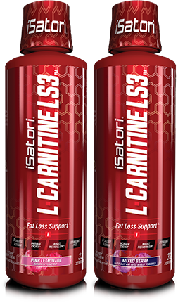 iSatori L-Carnitine LS3 Fat Loss Support*