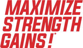 Maximize Strength Gains!