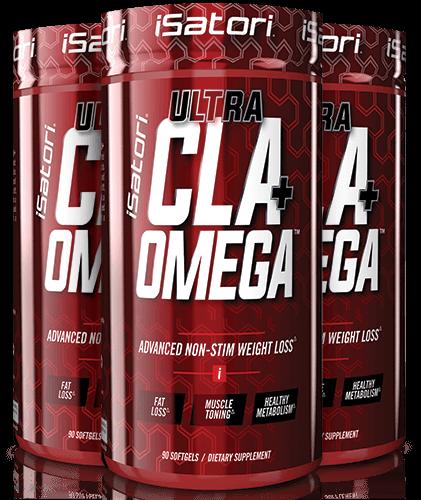 CLA + Omega Bottles
