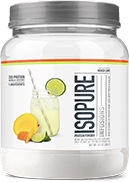 Isopure Infusions Mango Lime