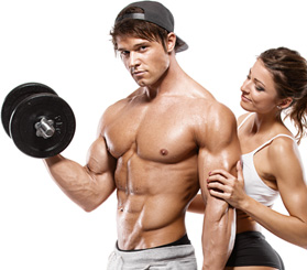 Image of fitness models