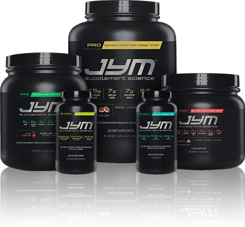 JYM Shortcut to Shred System