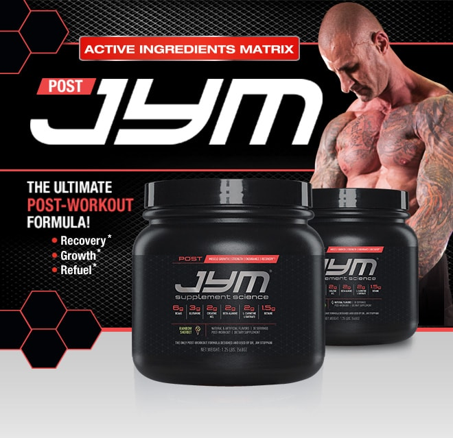Image result for post jym matrix