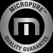 Micropure Quality Guarantee