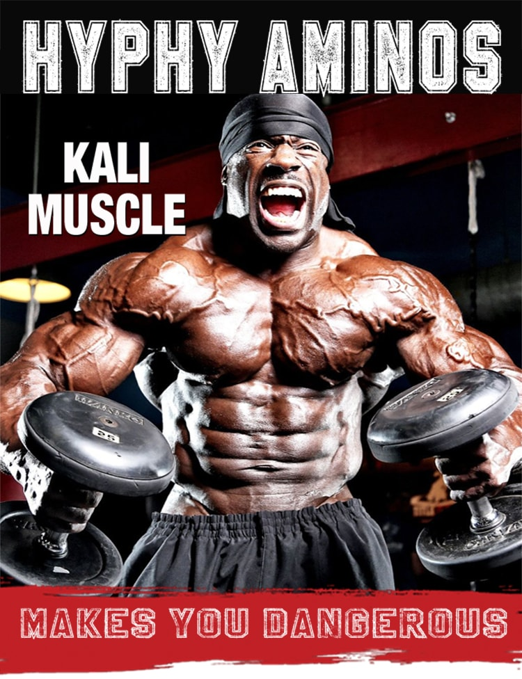 Kali Muscle Hyphy Aminos at Bodybuilding.com - Best Prices on Hyphy ...