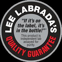Lee Labrada's Quality Guarantee Seal
