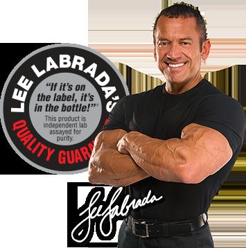 Lee Labrada's Quality Guarantee