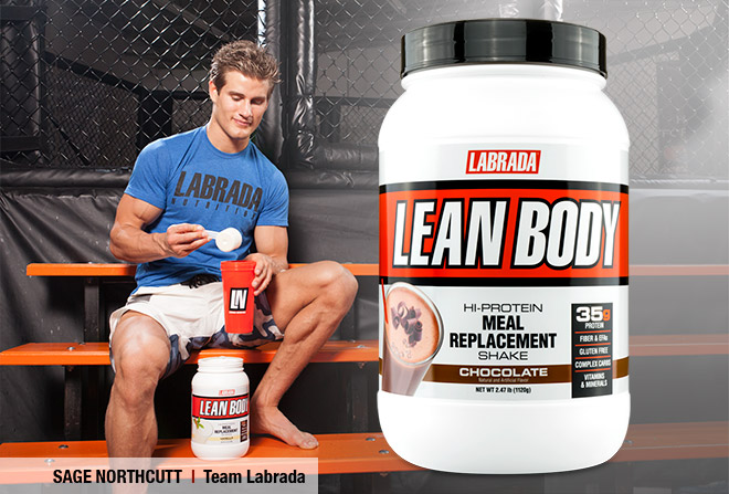 Sage Northcutt - Team Labrada