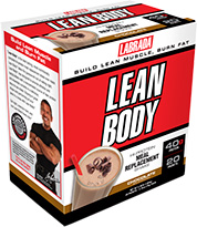 Lean Body Chocolate Flavor Box