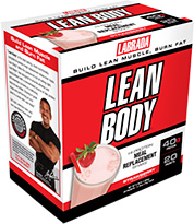 Lean Body Strawberry Flavor Box