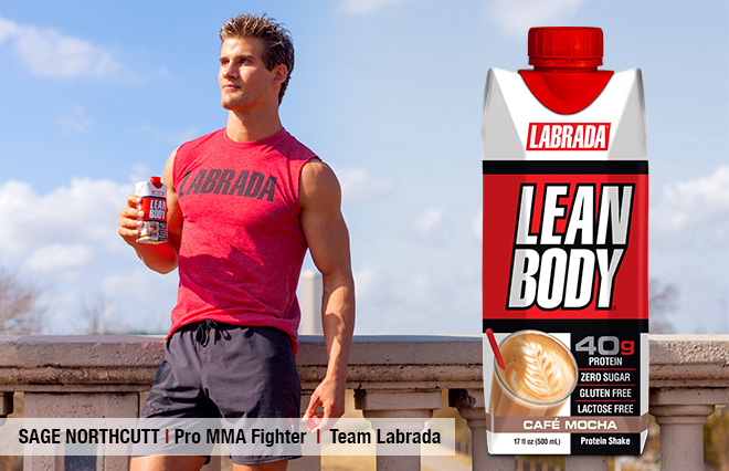 Sage Northcutt - Pro MMA Fighter - Team Labrada