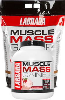 Muscle Mass Chocolate Flavor