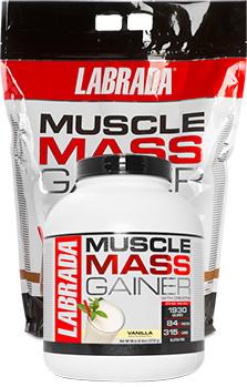 Muscle Mass Vanilla Flavor