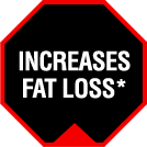Increases Fat Loss*
