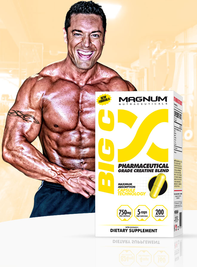 Magnum Nutraceuticals Big C