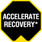 Accelerate Recovery*