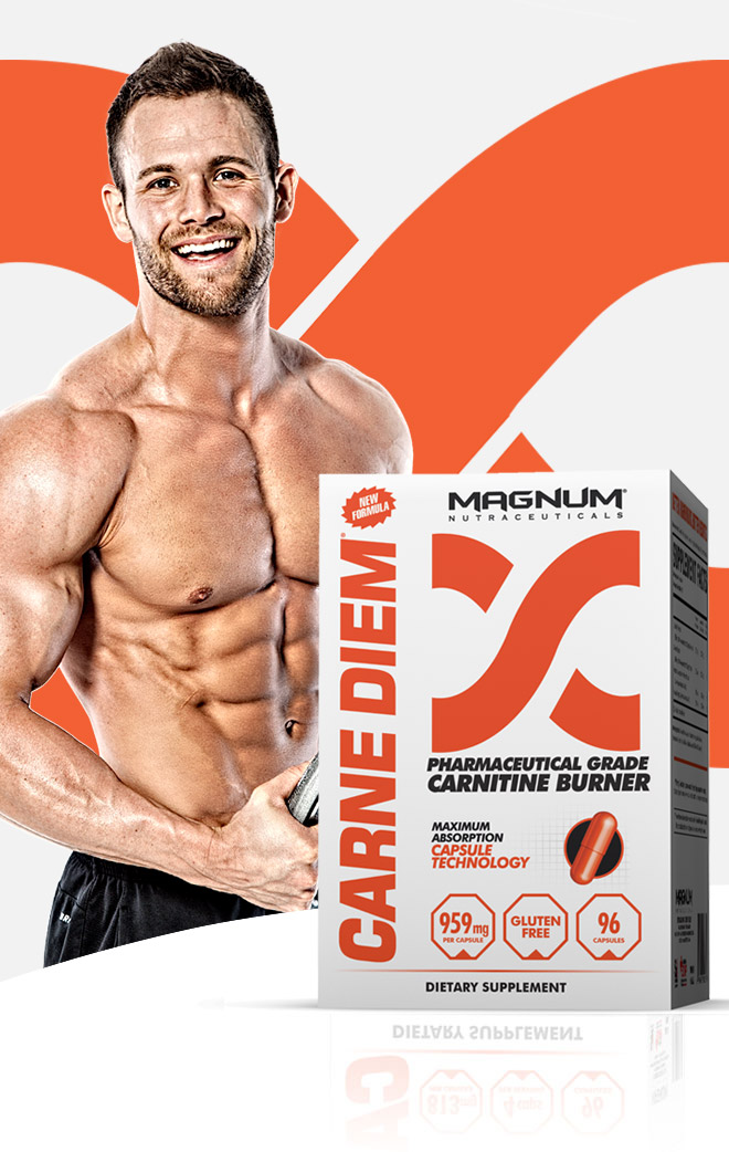 Magnum Nutraceuticals. Scientifically-Backed Carnitine Burner